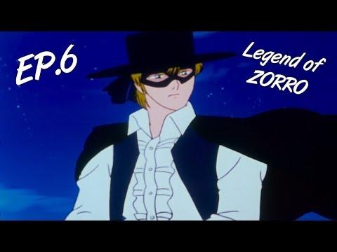 THE RED JEWEL | THE LEGEND OF ZORRO EP. 6 | EN