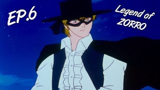 THE RED JEWEL - The Legend of Zorro, ep. 6 - EN