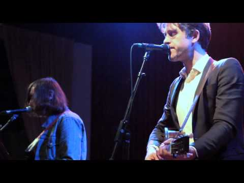 Jason Collett 'Cold Blue Halo' live in Philly