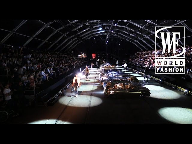 Philipp Plein Spring-Summer 2016 Milan Mens Fashion Week