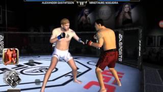 EA SPORTS UFC ( BOKS OYUNU ) OYNARKENE...