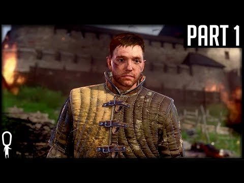 MEDIEVAL VENGEANCE - A STORY OF LOSS - Kingdom Come Deliverance - Part 1 Gameplay Lets Play