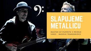 Master of Puppets // Slap Claypool Style