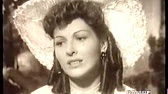 Carla Del Poggio E Camillo Pilotto In Cavalcata D Eroi 1949 Di