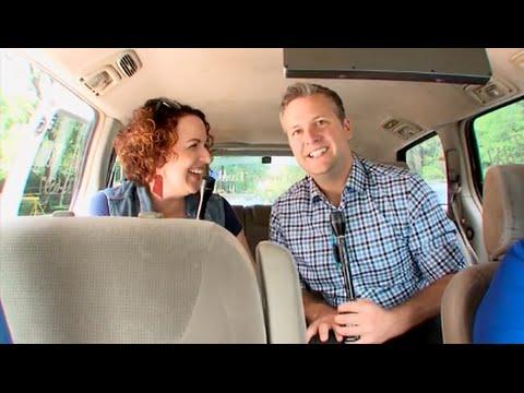 Don't Stop Believin' Karaoke Taxi