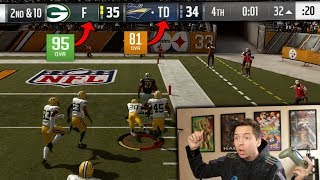 GREATEST COMEBACK & UPSET EVER?!?! You WONT believe this! Madden Road To Super Bowl #1