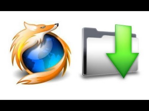 Change the Default Download Folder in Firefox by AvoidErrors