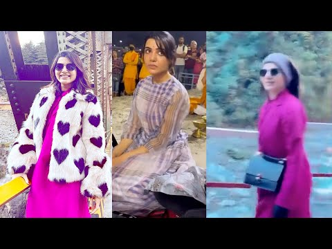 Actress Samantha Visuals @ Rishikesh | IndiaGlitz Telugu
