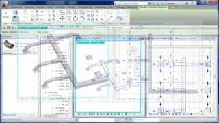 CADclip - REVIT MEP 2013 MANUAL HVAC DUCT ROUTING TUTORIAL