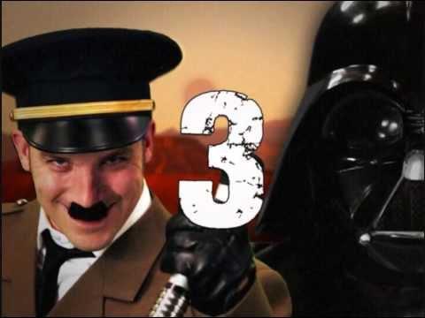 Adolf Hitler vs. Darth Vader 3 Instrumental Extended (READ DESCRIPTION!)