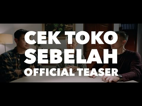 CEK TOKO SEBELAH - OFFICIAL TEASER (A Film By Ernest Prakasa)