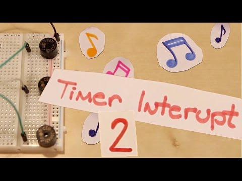 Curious Components | Ep 5 - Using Timer Interrupts To Play Multiple Tones