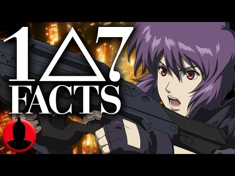 107 Ghost in the Shell Facts YOU Should Know! - (Tooned Up #264) | ChannelFrederator