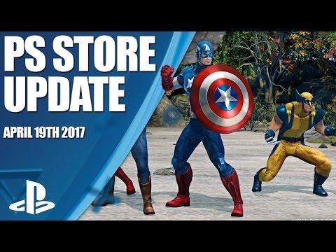 PlayStation Store Highlights - 19th April 2017