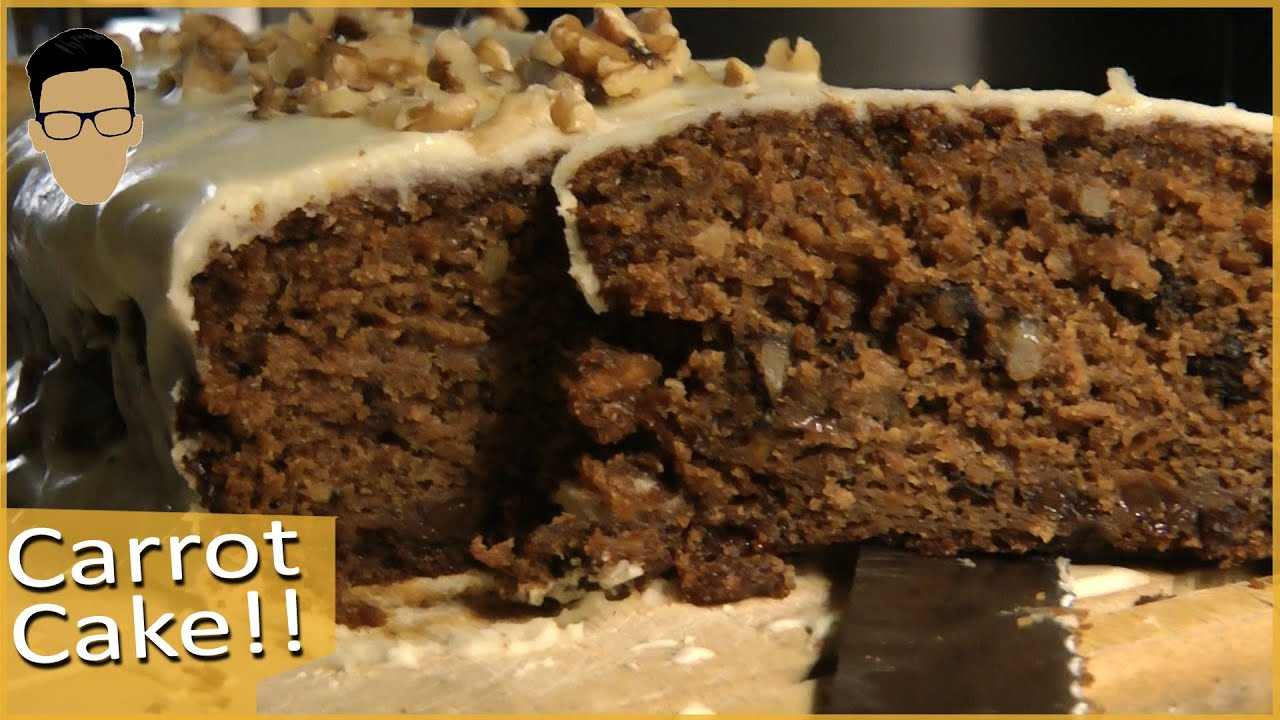 Carrot cake recipe sorted food wyn hopkins youtube carrot cake recipe sorted food wyn hopkins forumfinder Gallery