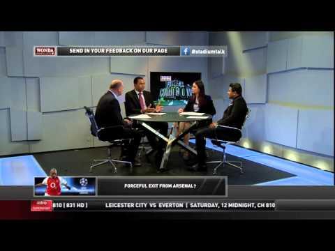 Gilberto Silva on leaving Arsenal | Football Countdown | Astro SuperSport