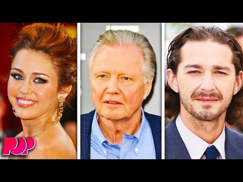 Jon Voight: Miley Cyrus And Shia LaBeouf Are Teaching Treason