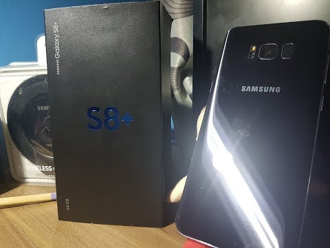 Unboxing & Review samsung galaxy s8+ (Indonesia)|Unbox Your Phone