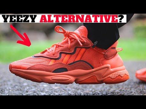 CHEAPER ALTERNATIVE TO YEEZYS? adidas OZWEEGO REVIEW!