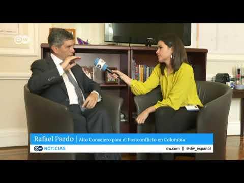 """Colombia: """"el proceso de paz es irreversible."""""""