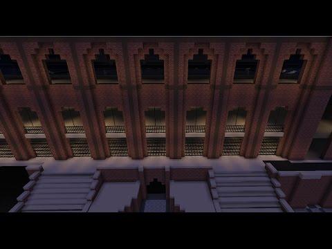 PREVIEW: Michigan Stadium - Minecraft Creative