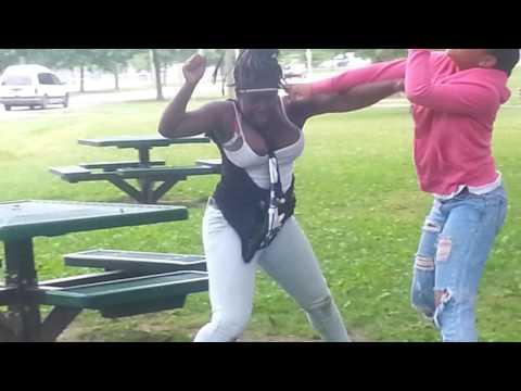 Fort Wayne McMillan park fights