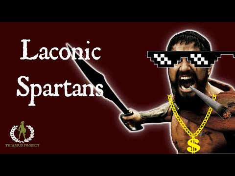 Spartans: Being the
