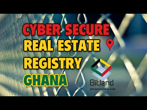 How to Buy Real Estate Land Plots For Sale in Ghana | Bitland Estates Land Title Registration