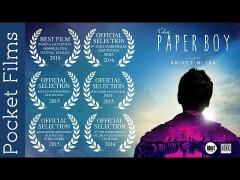 The Paper Boy - Social Awareness Short Film Promo