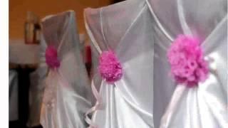 Украшение Зала Для Свадьбы Своими Руками