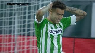 Betis - Real Madrid 2:3   Pregled Utakmice   SPORT KLUB FUDBAL