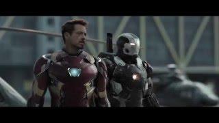 Первый мститель 3: Противостояние [ Международный трейлер ] Англ