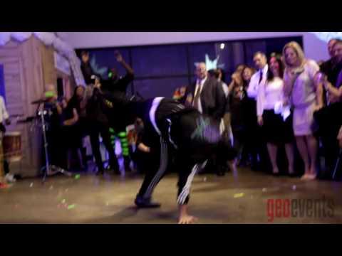 Geo Events NYC Break Dancers