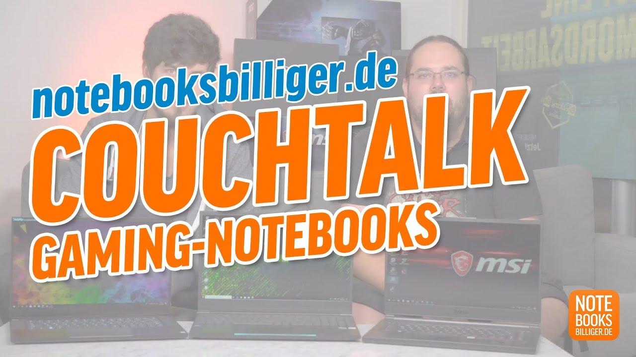 Gaming Notebook Vergleich