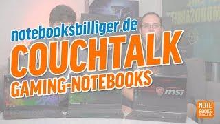 gaming-Notebooks im Vergleich Deutsch / German  notebooksbilliger.de