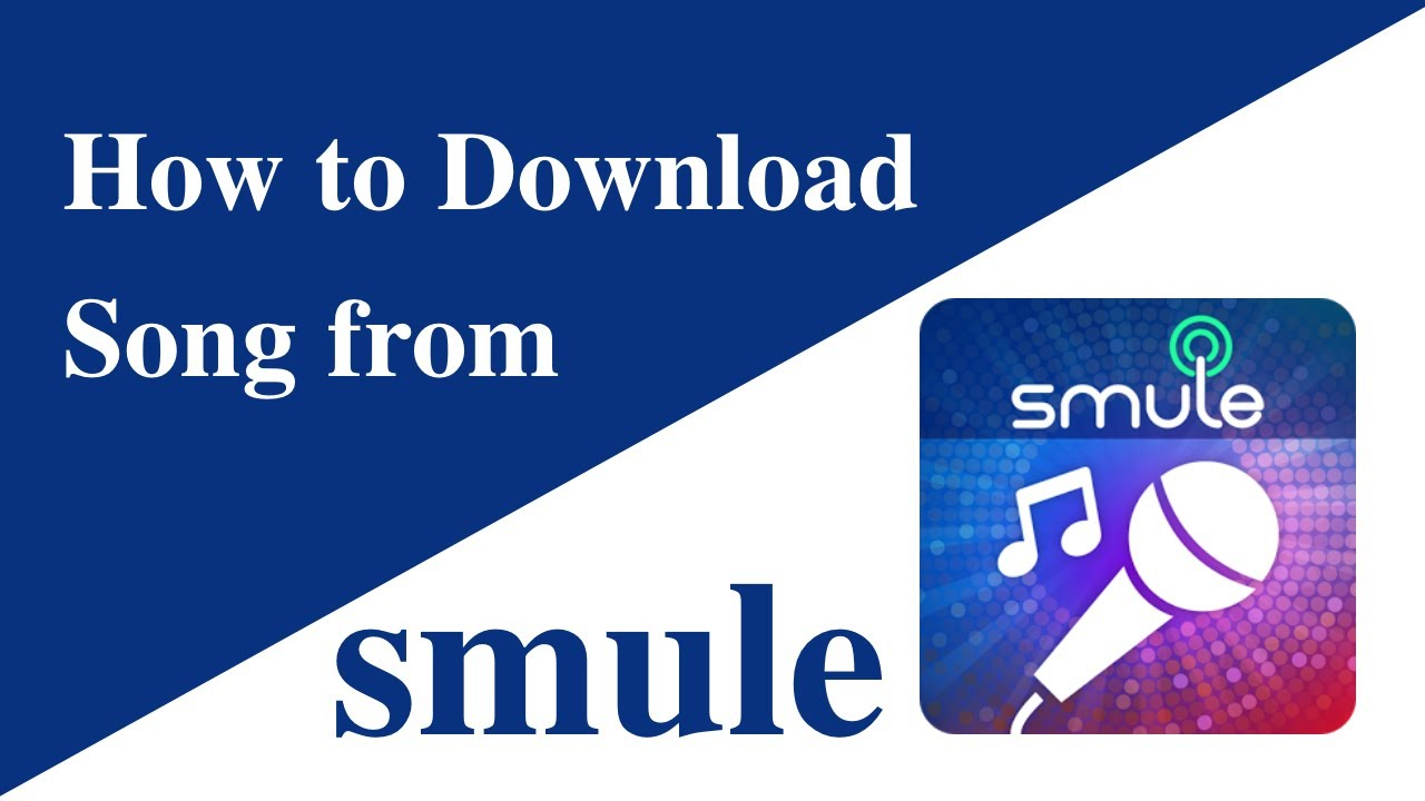 How to download the song from smule for free with only 2 step youtube how to download the song from smule for free with only 2 step stopboris Image collections