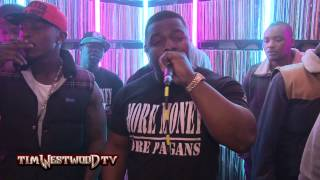 J Spades, Blade Brown & Little Torms freestyle pt1 - Westwood Crib Session