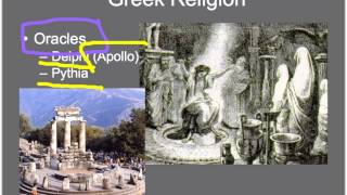 3.2 Greek Geography and Religion