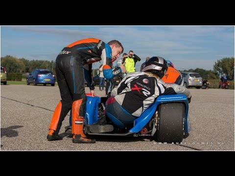 Travel Video - Sidecar Racing in Lelystad, Netherlands - DSRA