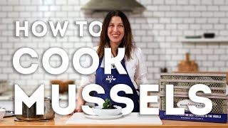 How To Cook Mussels   Maine Lobster Now
