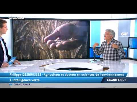 TV5MONDE : l'intelligence verte