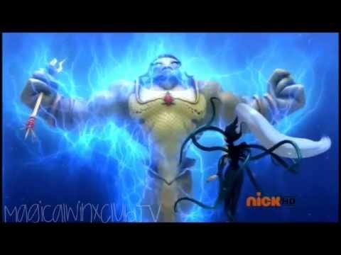 Winx Club Season 5 Episode 26: The End Of Tritannus Part 1 HD!