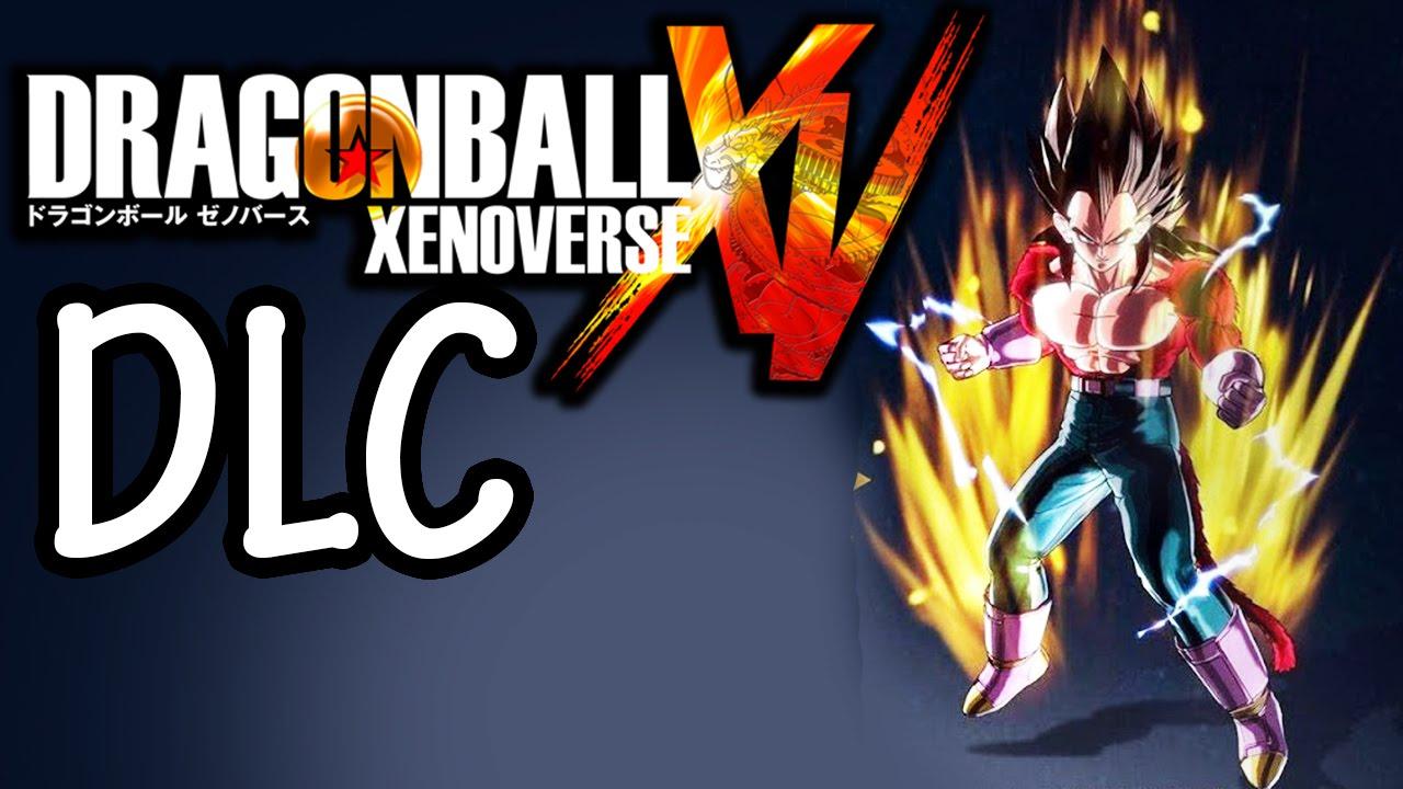 Dragon ball xenoverse ssj4 vegeta gold crystal suit - Dragon ball xenoverse ss4 vegeta ...