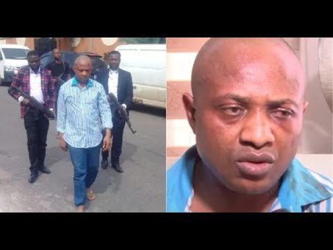 If forgiven, I will be antikidnapping ambassador Billionaire kidnapper Evans