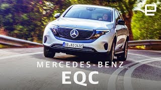 Mercedes-Benz EQC Edition 1886 First Look at NY Auto Show 2019