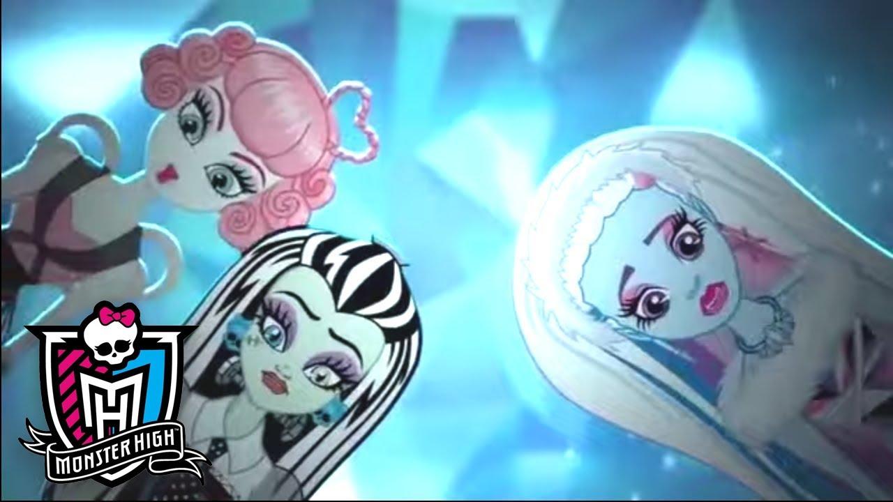 Monster High Brasil™ ?A estacao mais assustadora?Capítulo 3 ?desenhos para crianças