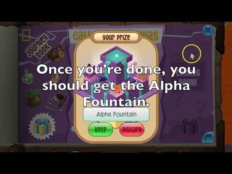 Animal Jam: Call of the Alphas NEW ITEMS LOCATIONS + ALPHA FOUNTAIN