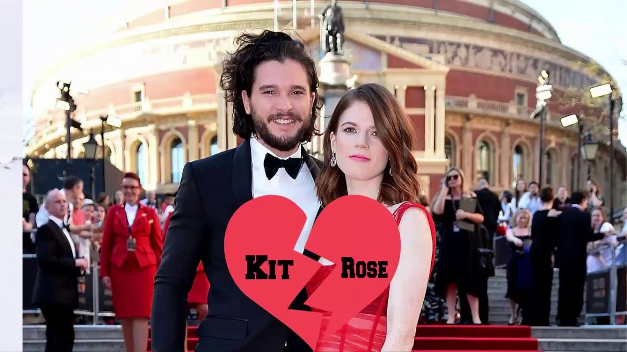Kit Harington And Rose Leslie Engaged