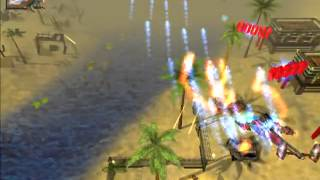 Let's Play Air Strike 3D II : Gulf Thunder - Single Player - Level 11