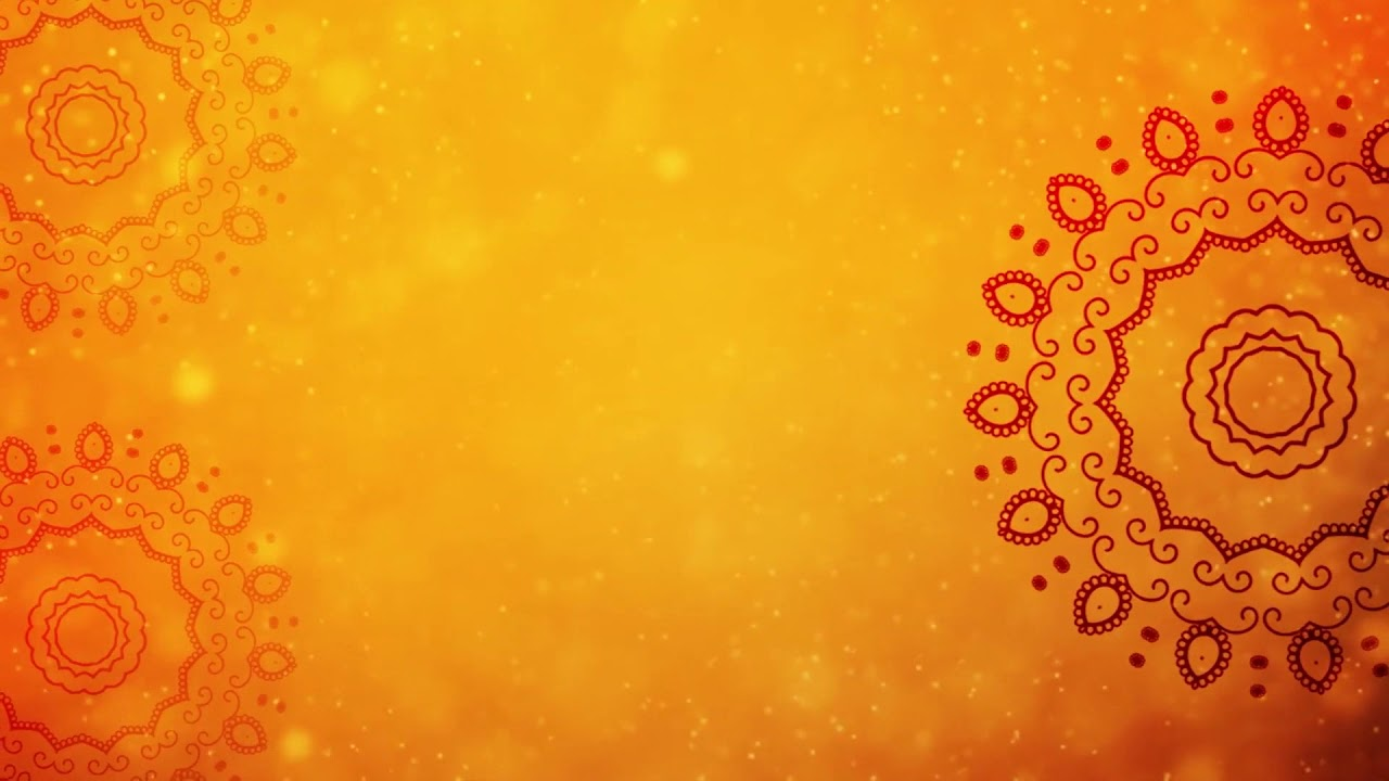 Hd Yellow Background Festival Animated Backgrounds 4k Festival Motion Backgrounds Youtube